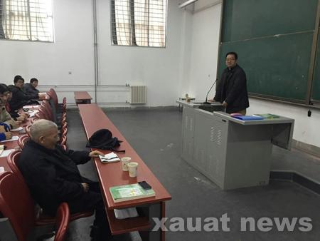 山西大同浑源县张清河,王继武-我校机电工程学院顺利开展高等数学